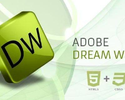 Dreamweaver Training Classes Offered by Web Guru