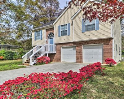 Classic Southern Family Home 7 Min. to Atlanta! - Hapeville