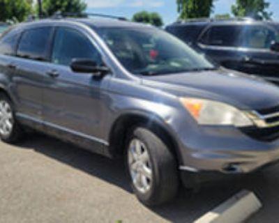 2011 LX Honda CRV. Grey/Black int. Runs great, good cond.