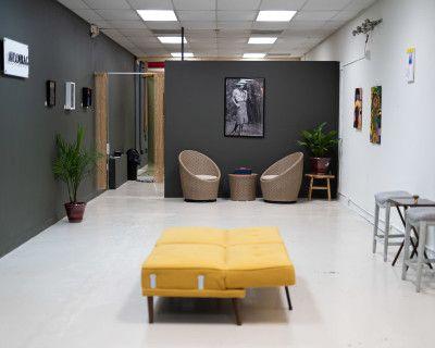 East Atlanta Photo Studio with Art Gallery, Decatur, GA