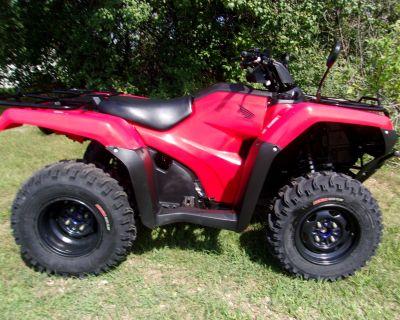 2017 Honda FourTrax Rancher 4x4 DCT EPS ATV Utility Mukwonago, WI