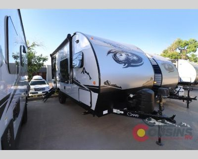 2022 Forest River Rv Cherokee Wolf Pup Black Label 16HEBL