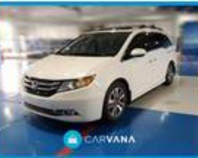2015 Honda Odyssey White, 86K miles