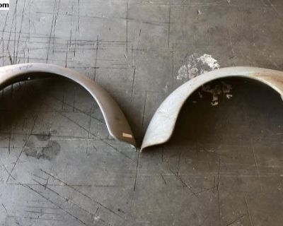 NOS Super Beetle Fenders Front and Rear