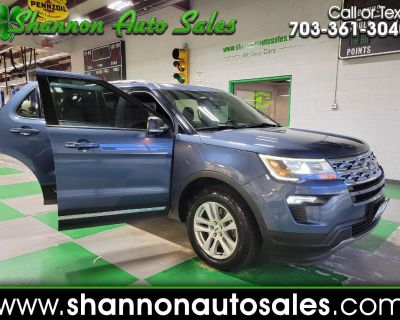 Used 2019 Ford Explorer XLT 4WD