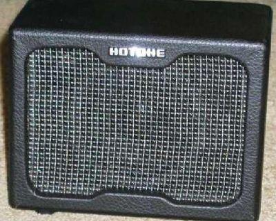 Hotone Nano Legacy Mini Guitar Amp Cabinet + 2 Amp Heads
