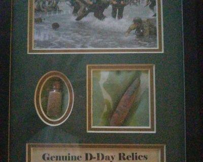 Museum quality WWII memorabilia