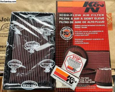 K&N High Performance Air filter new