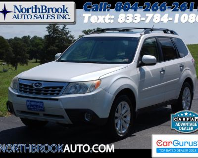Used 2011 Subaru Forester 4dr Auto 2.5X Limited w/Navigation System