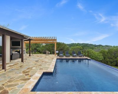 Inspiration Hill   Pool   Memorable Views for Miles - Fredericksburg