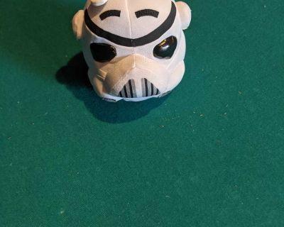 Angry Bird Star Wars Storm Trooper