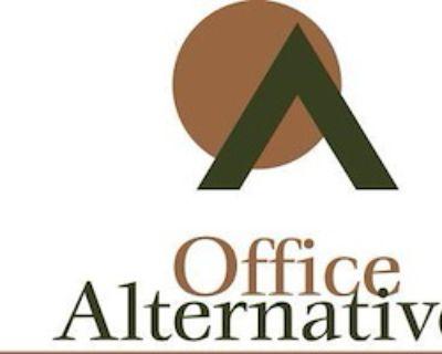 Dedicated Desk - 6 Available at Office Alternatives Westside