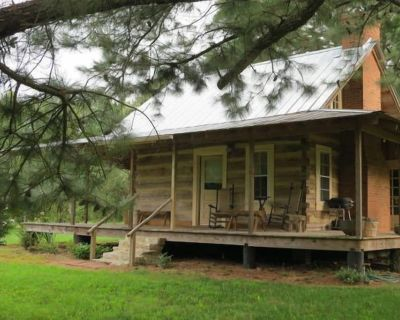 A log cabin in the Pines - Bells