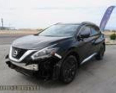 Repairable Cars 2018 Nissan Murano for Sale