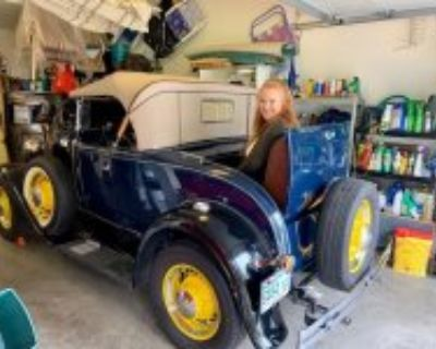 Parting Out 1931 Deluxe Model A