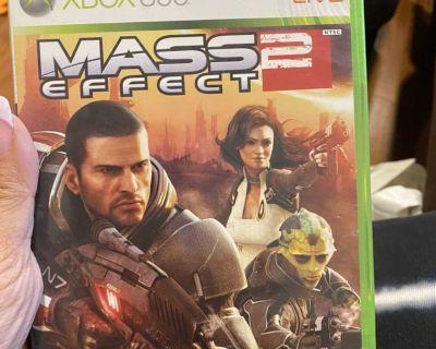Xbox 360 Mass 2 Effect