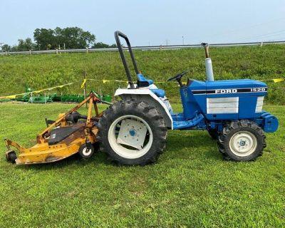1990 FORD AH413T Tractors