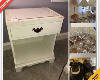 Chalfont Moving Online Auction - New jersey ave