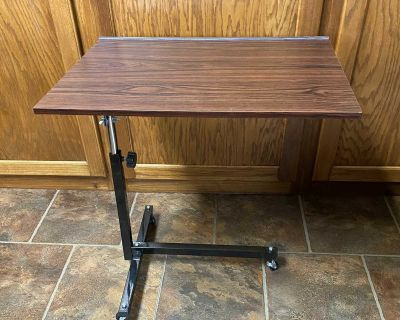 New Overbed Table $10