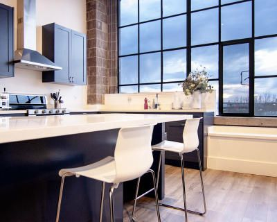 Industrial Loft with Bright Natural Light, Emeryville, CA