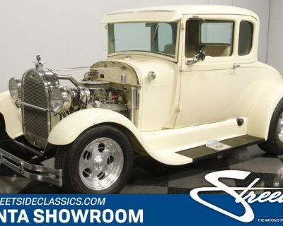 1929 Ford Model A Rumble Seat Coupe