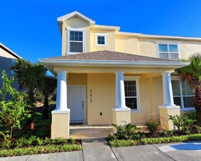 Serenity 17413 - Three Bedroom Townhome with Private Splash Pool - Four Corners