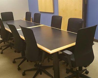 Private Meeting Room for 12 at Intelligent Office - Atlanta (Glenlake)
