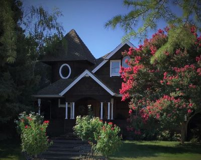 3 Acre Country Estate Located in the Foothills Between San Fransisco & Yosemite - Oakdale