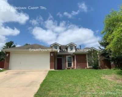 2101 Indian Camp Trl, Copperas Cove, TX 76522 4 Bedroom House