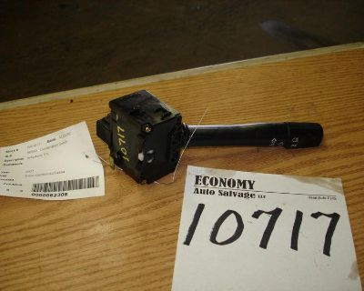 Honda Accord Combination Switch Lamp And Turn, Ex 98 99 00 01 02