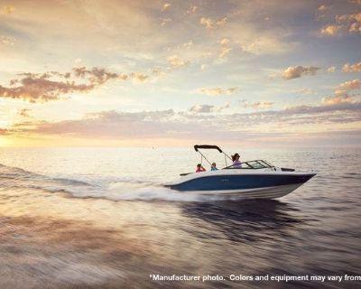 2022 Sea Ray 210SPX