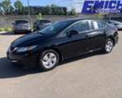 2015 Honda Civic Black, 61K miles