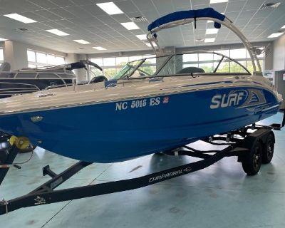 2021 Chaparral 23SSI SURF