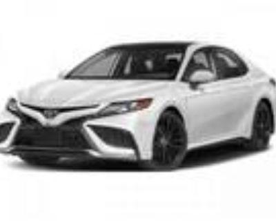 2021 Toyota Camry White, new