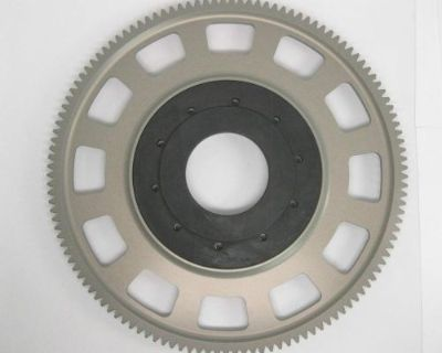 "Mazda Rotary Aluminum Flywheel For 4.5"" Clutch (12 5/8"" Diameter, Tii,fd,rx8 )"
