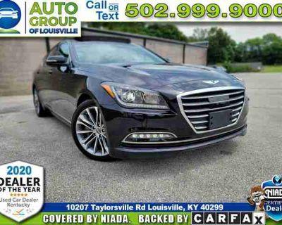 2016 Hyundai Genesis for sale