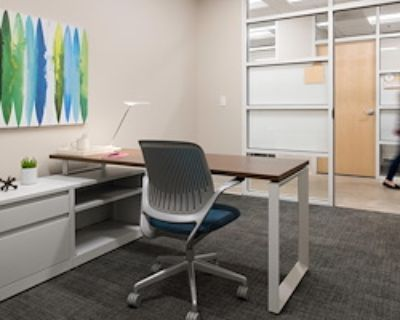Private Office for 1 at Flywheel Coworking at the Cabarrus Center
