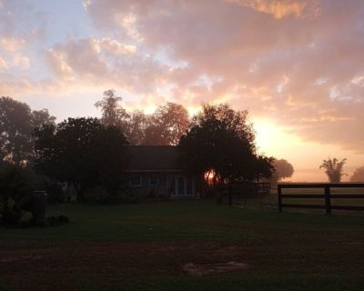 Welcoming Upscale Cottage on Private Horse Farm - Marion County