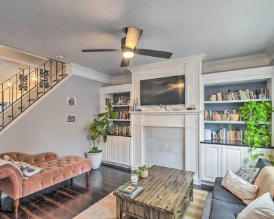 NEW! Chic Home w/ Yard, < 5 Mi to Top Attractions - Lawrenceville