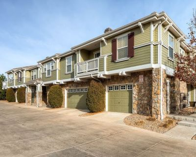 Large Clean Townhome with Garage in Meridian - Meridian