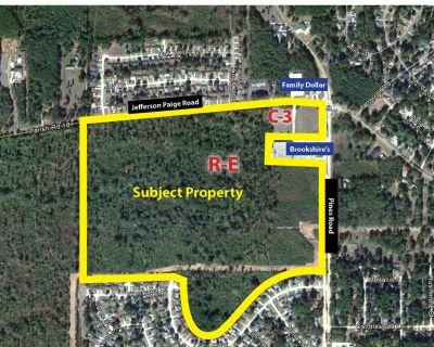 Pines & Jefferson Paige, SWC 105 +/- Acres For Sale