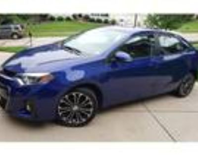2014 Toyota Corolla for Sale by Owner