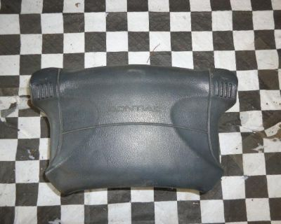 1990,91,92 Firebird/trans Am/gta Black Center Steering Wheel Horn/air Bag!!!!
