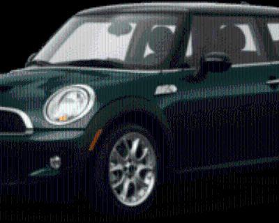 2009 MINI Cooper Cooper S
