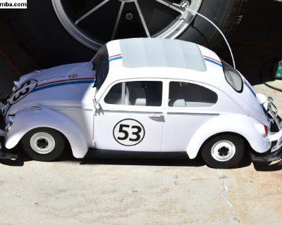 2005 1/6 scale giant Herbie RC car new w/box