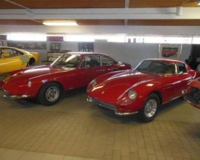 1970 Ferrari 365 Gt V12 Engine & Transmission, 250 Gto Rebody