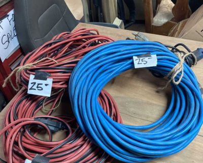 100 foot extension cords
