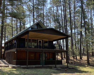 Pet Friendly Cabin with a great location and easy access to Everything Ruidoso! - Ruidoso