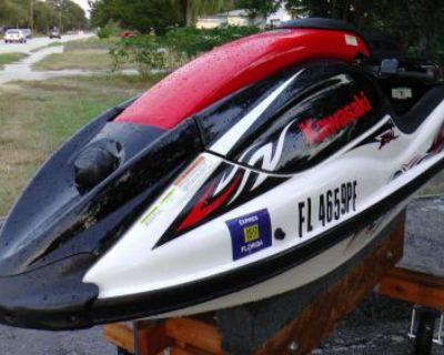 2011 Kawasaki Sxr 800 Stand Up Jetski