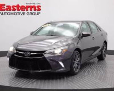2015 Toyota Camry XSE I4 Automatic